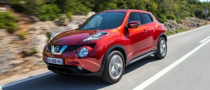 В Nissan Juke девушки ценят высокую посадку и оригинальный дизайн